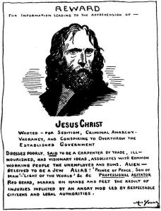 Wanted Jesus
