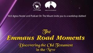 Emmaus Road Moments