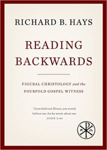 Reading Backwards - Richard B. Hays